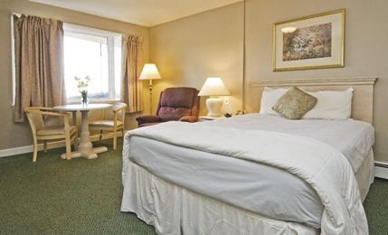 Guest Room One Queen Bed